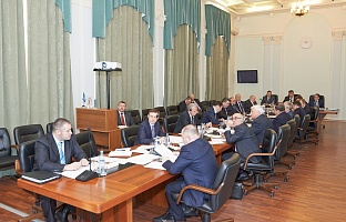 "The concern ""Techmash"" held a meeting on the state defense order"
