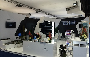 "Concern ""Techmash"" present at IDEX 2015 unique designs"